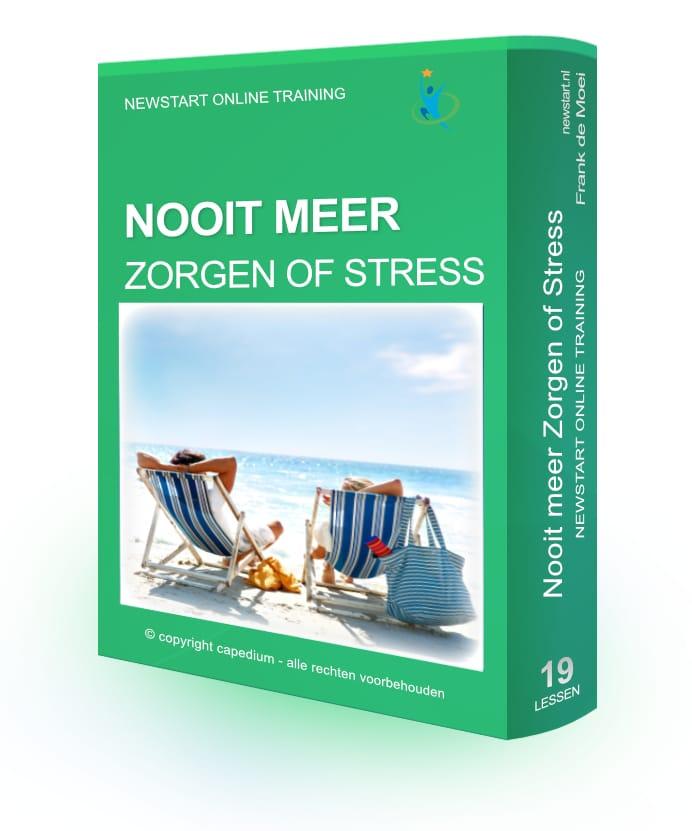 Nooit Meer Zorgen of Stress